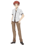 IllyaShirou Summer Uniform (PRISMA)