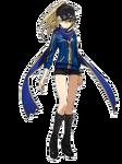 Ropa de Mysterious Heroine de Arturia