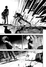 Shirou attaqué par dérrière