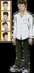 Tsukihime Anime Arihiko Inui
