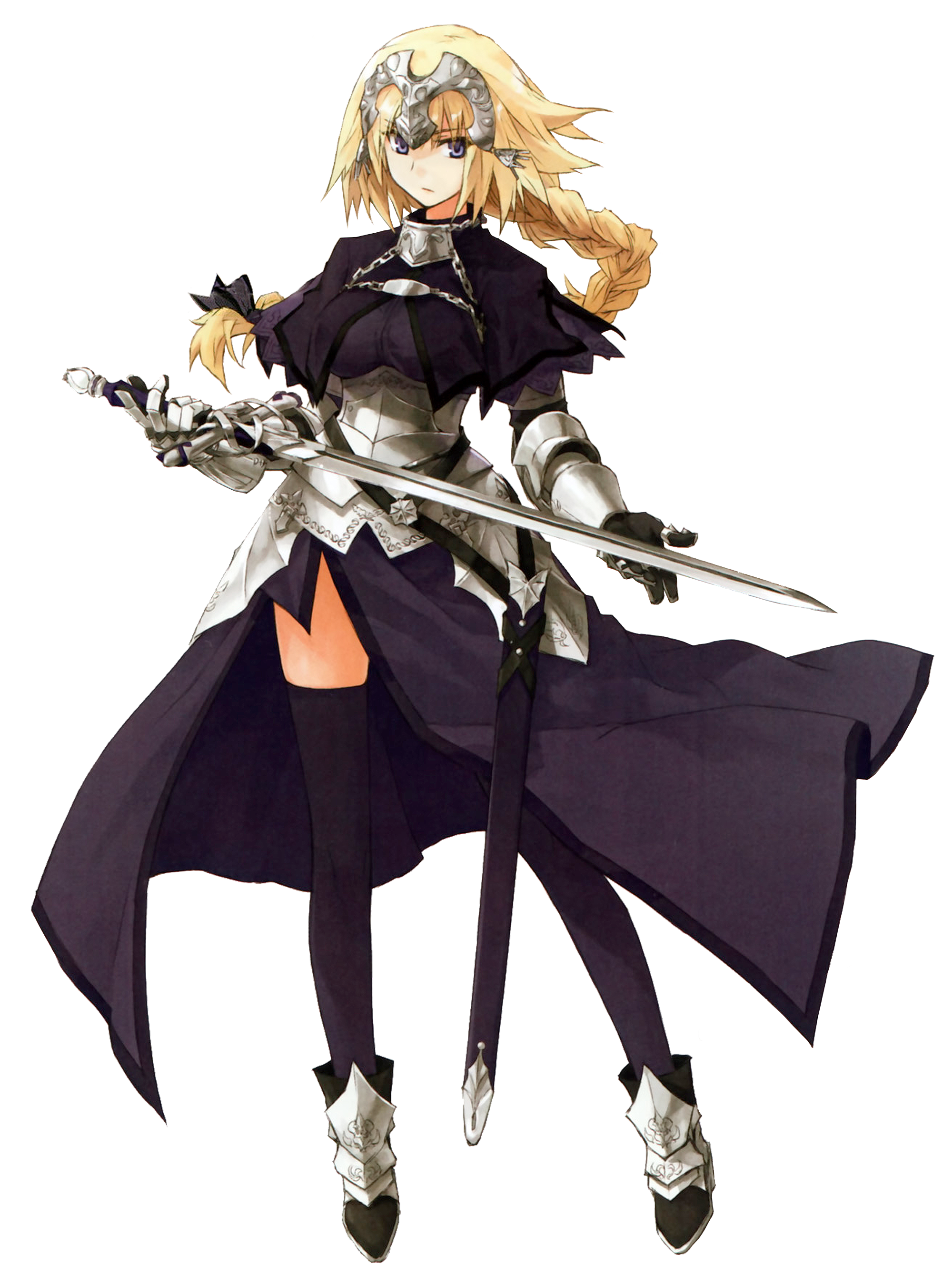 Ruler (Fate/Apocrypha) | TYPE-MOON Wiki | FANDOM powered by