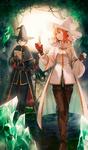 Wizard&Priest