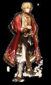 Gilgamesh Uruk costume