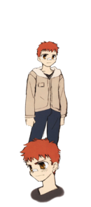 Shirou 11 years old