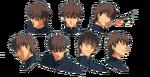 Hoja de personaje 2 de Kirei Kotomine Ufotable