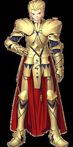 Gilgamesh armure