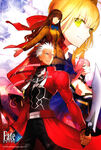 Fate extra wallpaper