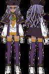 Rani 8 Studio SHAFT FateExtra Last Encore Character Sheet