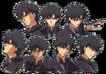 Kiritsugu ufotable Fate Zero Character Sheet 2