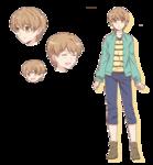 Hoja de personaje de Taiga Today's Menu