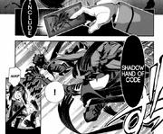 Assassin Shadow hand