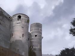 Castillo Scáthach