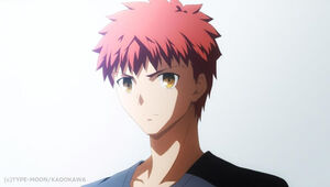 Shirou fate holllow ataraxia ufotable