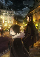 Lord El-Melloi II Case Files Rail Zeppelin Visual 2