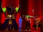 Shinji's Berserkers