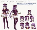 Sion Carnival Phantasm Character Sheet
