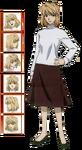 Arcueid Tsukihime Anime character sheet