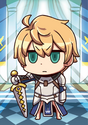 FGO Arthur Pendragon April Fool