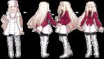 Iri ufotable Fate Zero Character Sheet 2