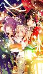 Diosas de la Reluciente Nieve Plateada