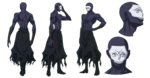 Zayd ufotable Fate Zero Character Sheet
