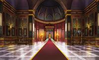 Wu Zeitan Throne