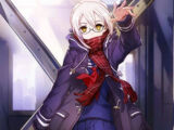 Berserker (Fate/Grand Order - MHX Alter)