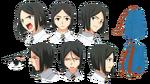 Hoja de personaje de Waver en Fate Zero de Ufotable 2