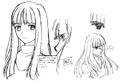 Asagami Fujino sketch.png