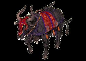 <small>Divine Bull</small>