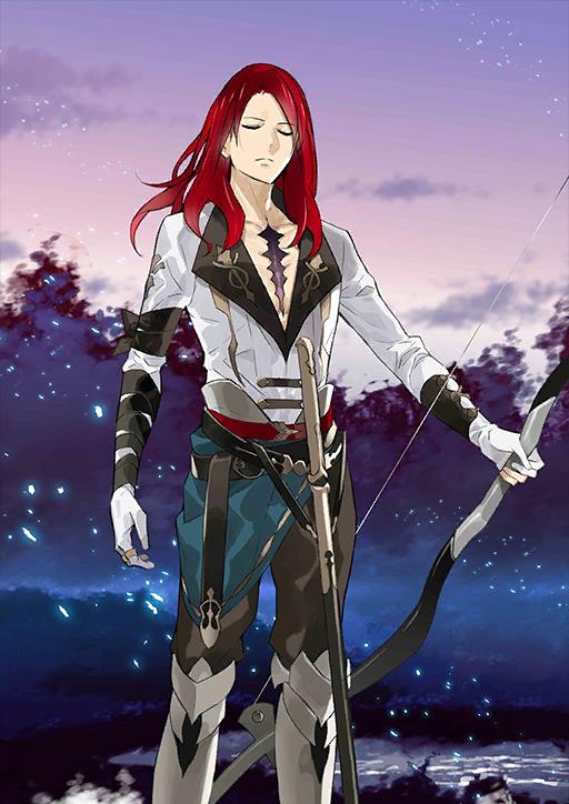 Archer (Fate/Grand Order - Tristan)   TYPE-MOON Wiki