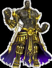 Darius III Extella Link