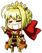 Emperor Saber Capsule