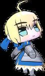 Fate Extella Link DLC Chibi Costume