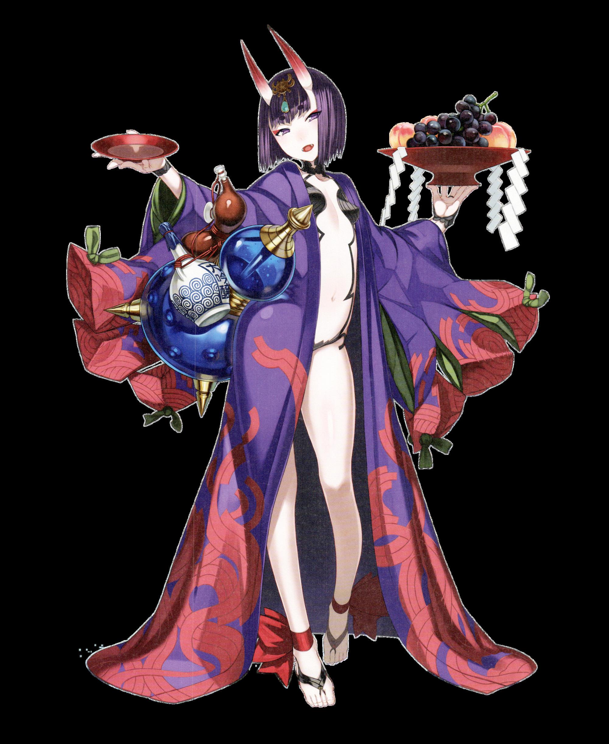 Assassin (Fate/Grand Order - Shuten-douji)   TYPE-MOON Wiki