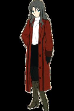 Tohsaka Rin adulte