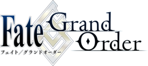Fate Grand Order logo