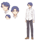 Shinji Character Sheet Emiya-san