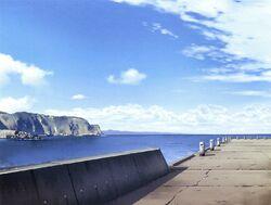 Fuyuki Harbour