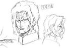 Araya Souren sketch
