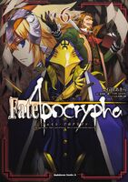 Fate Apocrypha Manga Volume 6