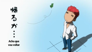 Sad arihiko is sad