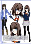 Ayaka Character Material 1