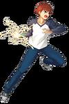 Shirou Ryuji Higurashi cut in