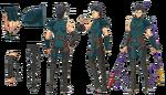 Lancer ufotable Fate Zero Character Sheet1
