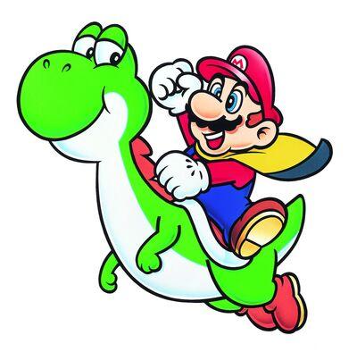 1992-Super-Mario-World-Yoshi