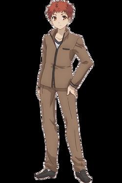 Emiya Shirou (Prisma Illya)