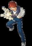 Shirou Takashi Takeuchi character select
