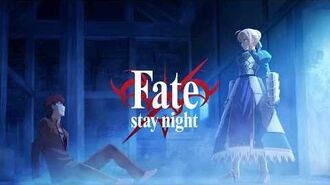 "FATE STAY NIGHT HEAVEN'S FEEL I (Trailer - 90"")"