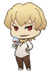 Fatezero Cafe Archer